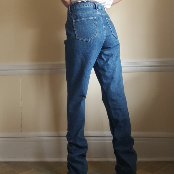 What is the website for TRF denim?